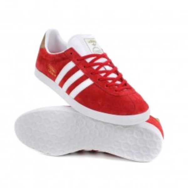 baskets adidas gazelle rouge